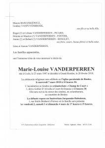 Vanderperren Marie-Louise scan